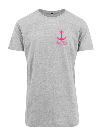 Moin Anker T-Shirt grau
