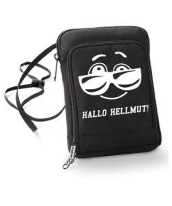 Brusttasche Hallo Helmut