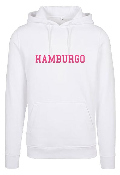 Hamburgo Hoodie Herren