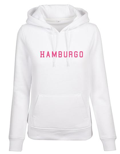 Hamburgo Hoodie Damen