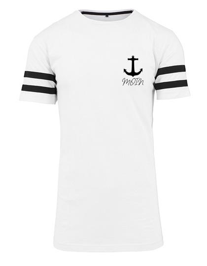 Moin Anker T-Shirt Herren gestreift